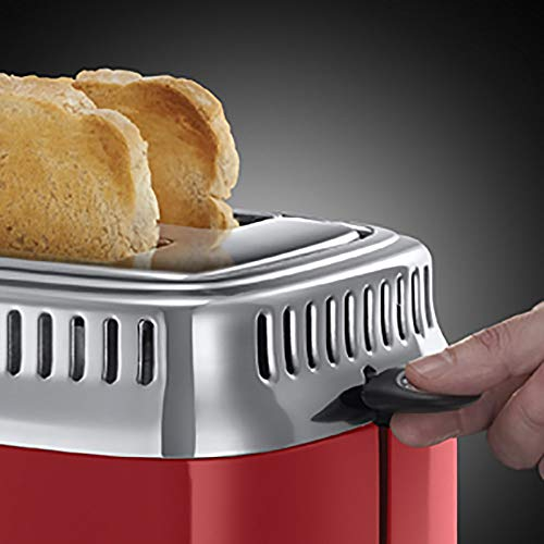 Russell Hobbs 21680-56 Retro Toaster - 5