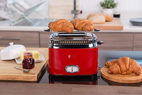 Russell Hobbs 21680-56 Retro Toaster - 7
