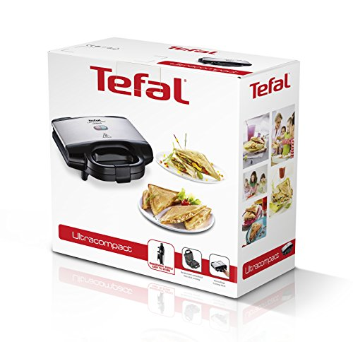 Tefal SM 1552 Sandwich Toaster (UltraCompact) edelstahl - 7