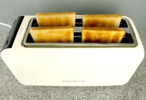 Rowenta TL6811 Langschlitz 4 Scheiben Toaster