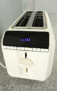 Rowenta Toaster Anzeige
