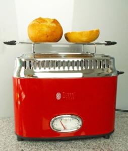 Russell Hobbs Toaster Test