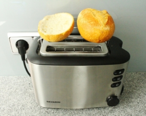 Severin AT 2514 Automatik-Toaster im Test