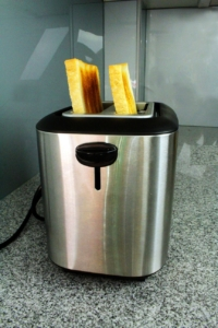 Severin Toaster Test