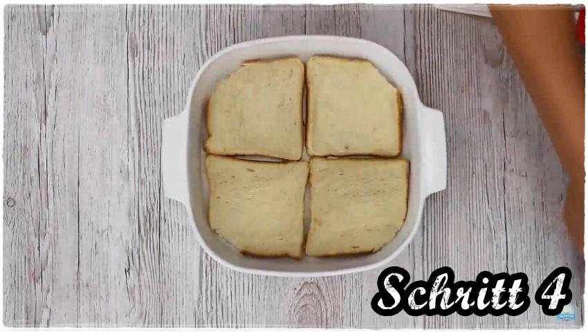 Toast Lasagne Schritt 4