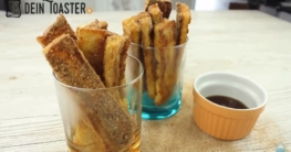 Toast Sticks