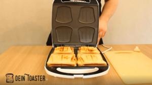 XXL Sandwichmaker